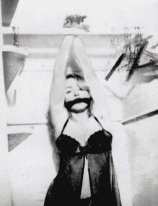 madonna sex book outtake tied