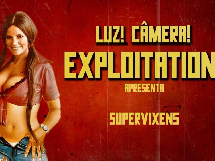 "The 1975 Sexploitation ""Supervixens"""