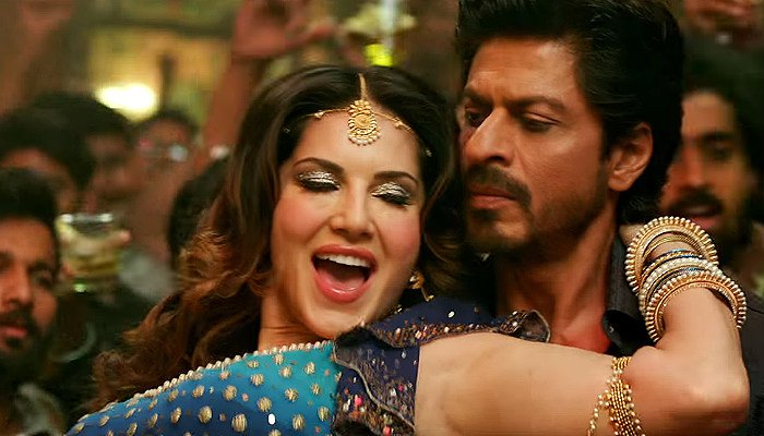 How Sunny Leone Did Sharukh Khan
