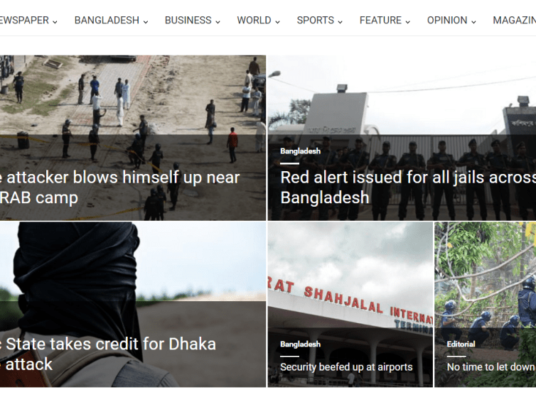 The Cancerous Growth of Islamic Militant in a Third World Nation – Bangladesh