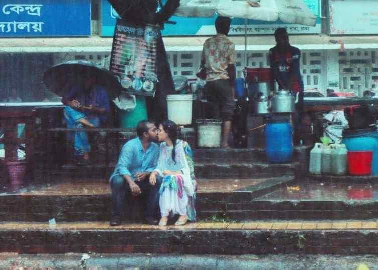 "Public Kiss Ignites ""Ferocious"" Outcry in Bangladesh"
