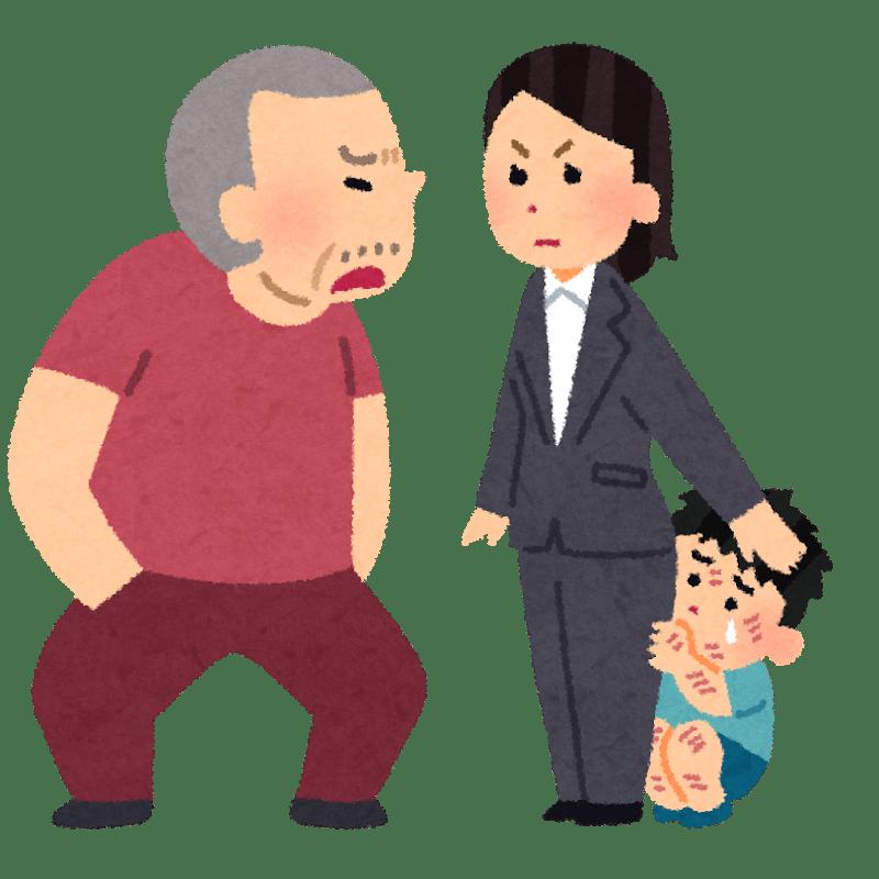 虐待児童を保護
