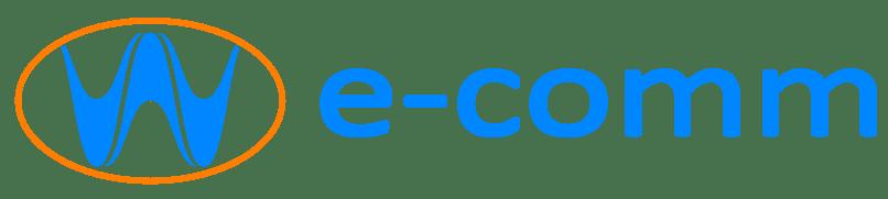 Logo de e-comm