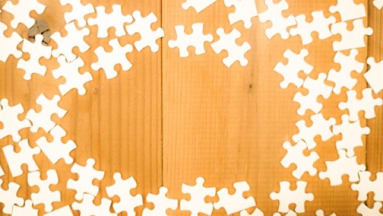 4歳ジグソーパズルと板パズルの違いは何?難易度はどう?