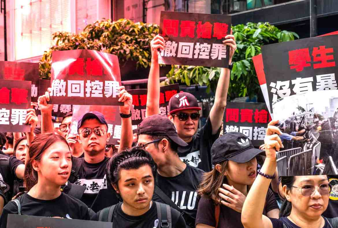 Bitcoin Trades for a Costs in Hong Kong Throughout Protests 3