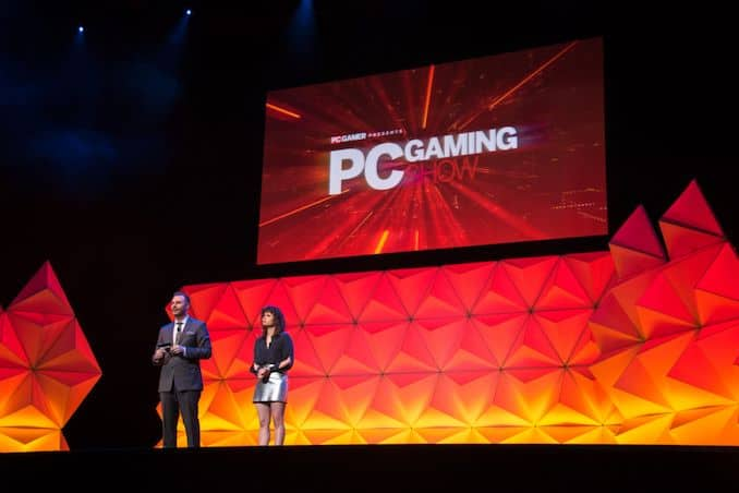 Capture the COMPUTER Pc Gaming Program Tomorrow, June 10th, at E3 2019 2