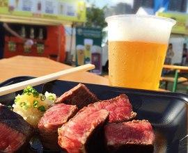 肉食さんは見逃せない! お台場で「肉フェス TOKYO 2017 WONDERLAND」開催