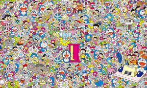国民的人気キャラと最先端現代アートのコラボ!『THE ドラえもん展 TOKYO 2017』