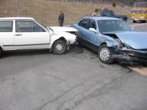 Detroit accident