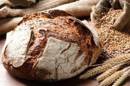 Φυτικές ίνες και ψωμι ολικής άλεσης