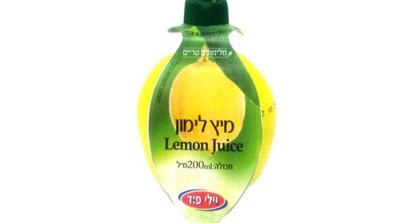 מיץ לימון של וילי פוד. צילום מסך
