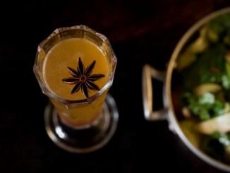 gods nectar קוקטייל בבר פארמסייה. צילום: יפית שמחה