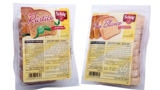 לחם רוסטיקו ולחם פאן בלנקו שר