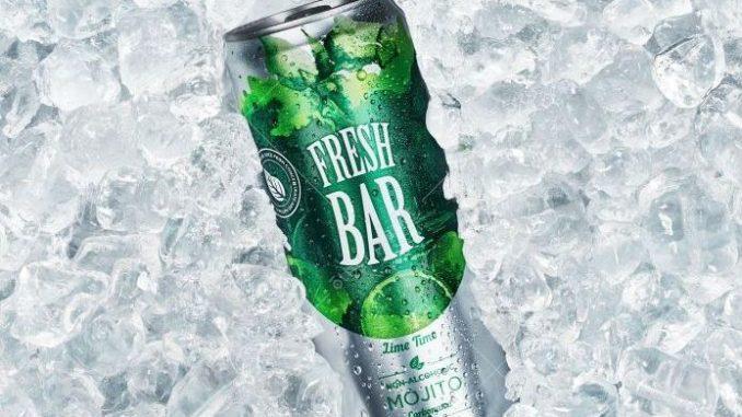 """Fresh bar mojito - משקה בטעם מוחיטו. צילום: יח""""צ"""