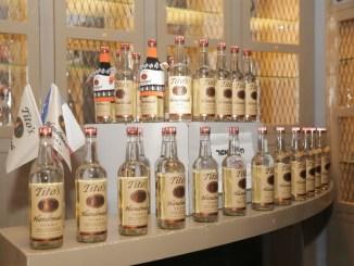Tito's handmade Vodka בישראל. צילום: שוקה כהן