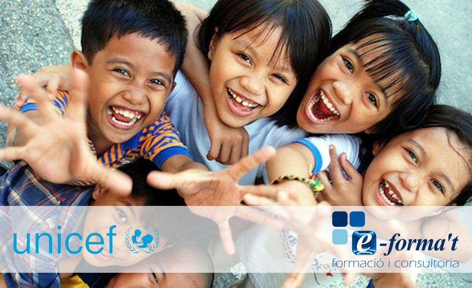 Unicef i E-format units per una causa