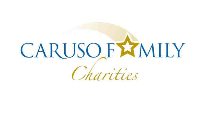 Caruso Family Charities -LOGO