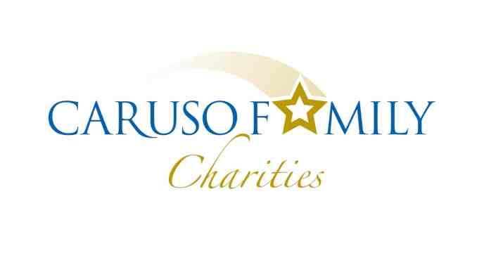 Caruso Family Charities -LOGO