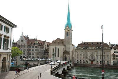 Frischluft für die Kirche - Wie die Basler Kirche überleben will ...