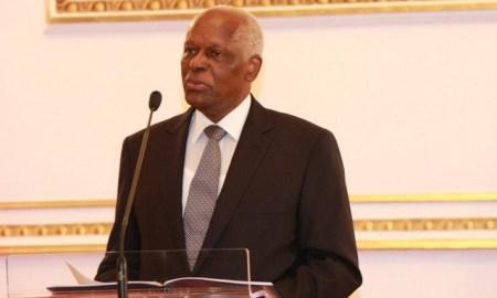 Ex-Presidente de Angola, José Eduardo dos Santos