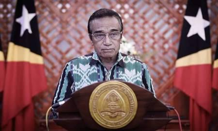 Presidente timorense, Francisco Guterres Lu-Olo