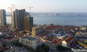 Luanda, capital de Angola