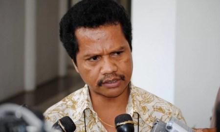 Presidente do Parlamento de Timor-Leste, Aniceto Guterres Lopes