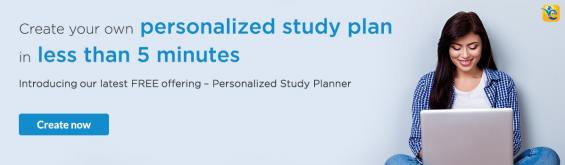 GMAT study plan - The personalized study planner tool