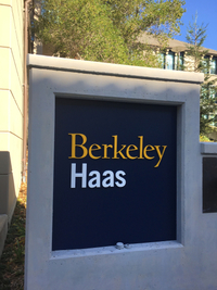 UC Berkeley Haas MBA Haas School of Business