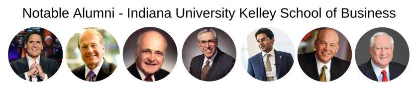 Indiana University Kelley School of Business - Kelley MBA Program - Notable Alumni