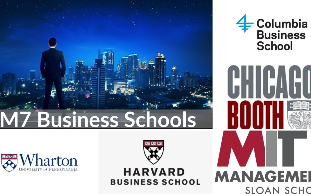 M7 Business Schools – M7 MBA: Significance and what it means for MBA applicants