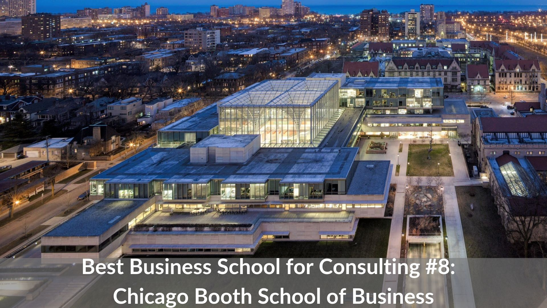 Technology Management Image: Top 10 Best Business Schools For Consulting Careers