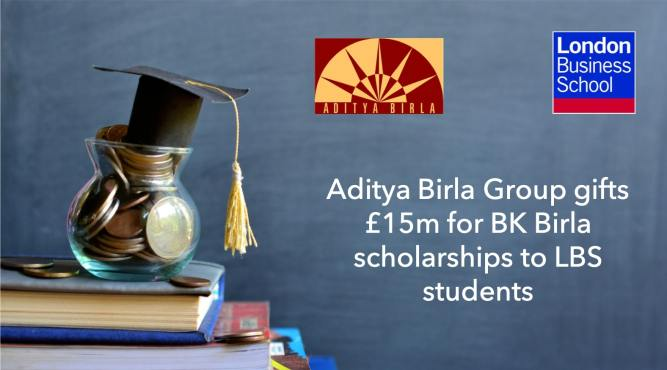 London Business School BK Birla Scholarship