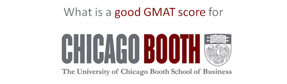 what is a good GMAT score for chicago booth school of business