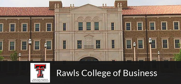 Texas Tech, Rawls College of Business
