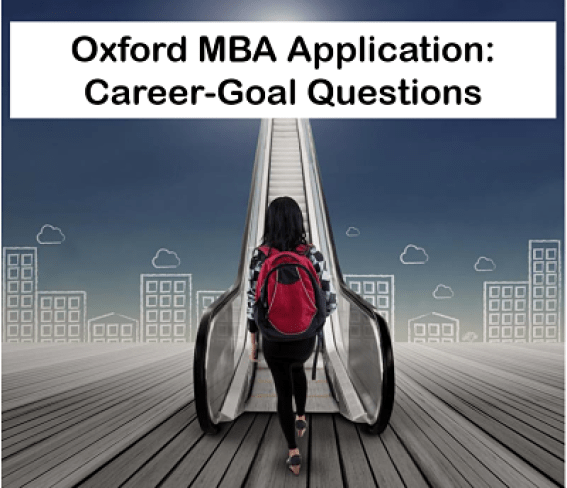 Oxford-MBA-application-career-related-questions