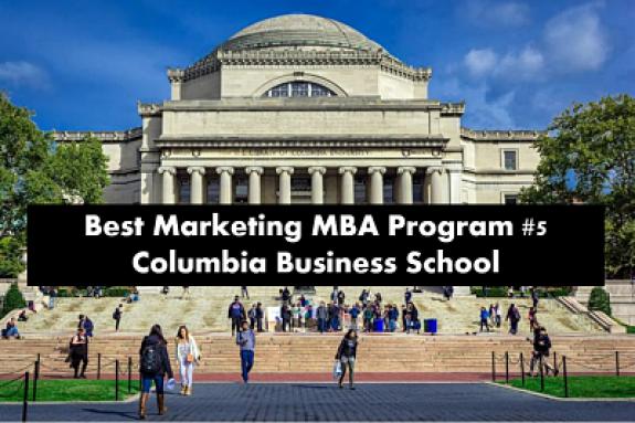 best-marketing-mba-programs-columbia