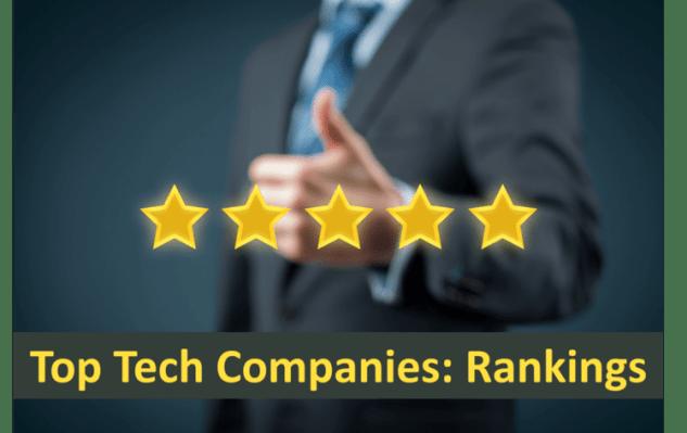 top-tech-companies-rankings