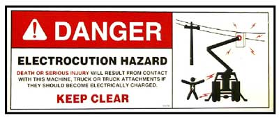 Overhead Power Line Accident Injures Worker