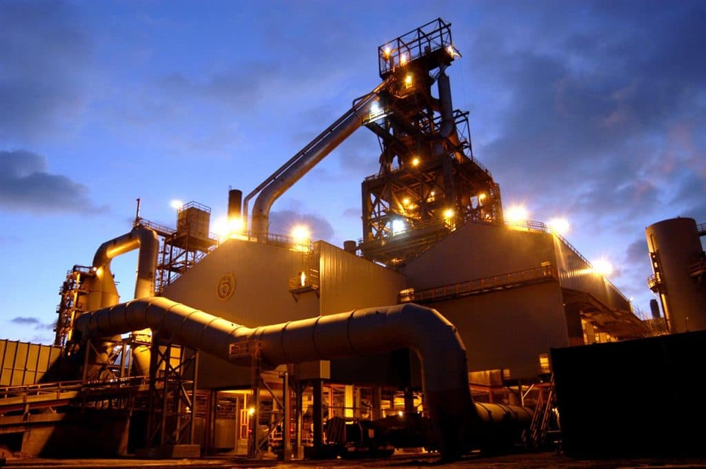 Steel Plant Receives Safety Citations from OSHA
