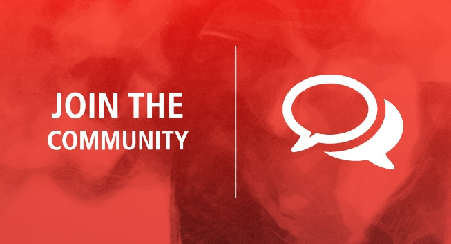 Join Our Community!