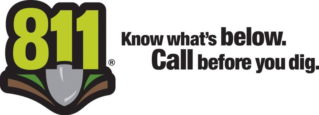 811 Day – Remember to Call Before You Dig