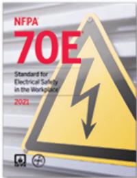NFPA 70E 2021 Shipping Sept. 4, 2020