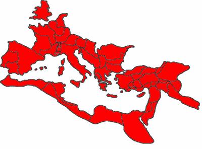 imperio romano, trajano maxima extención