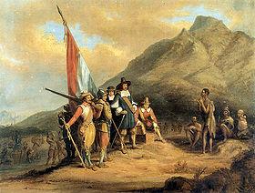 Con la llegada de Jan Van Riebeeck a Sudáfrica se inicia la colonización de éste territorio