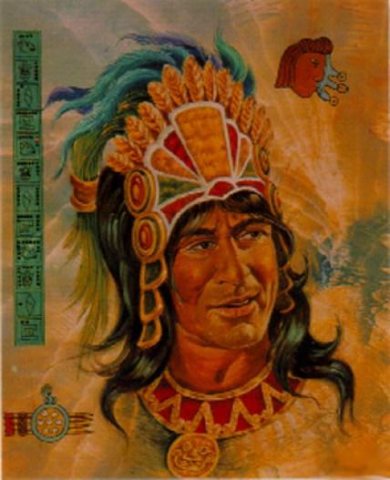 Axayácatl padre de Moctezuma II conquistador de Tlatelolco
