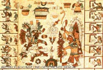 La literatura náhuatl se ha encontrado en diversos códices