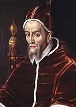 con 12 días como Papa, Urbano VII es quien menor tiempo ha ocupado dicho cargo