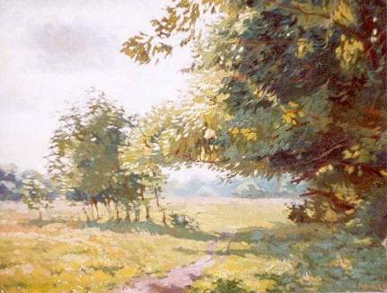 Los impresionistas abordaron como tema principal la naturaleza