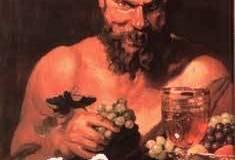 El dios Baco